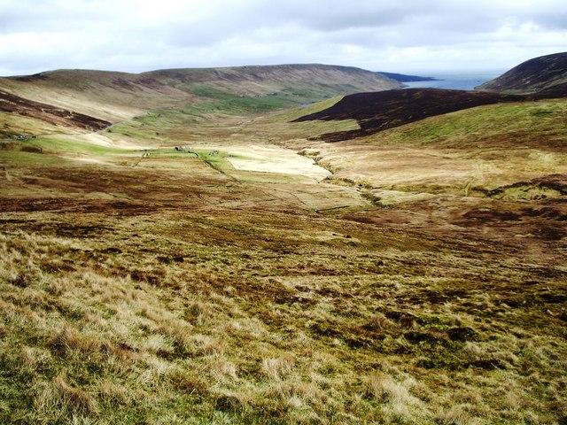 Quhamm Valley (Upper), Shetland
