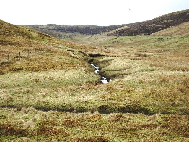 Quhamm Valley (Lower), Shetland