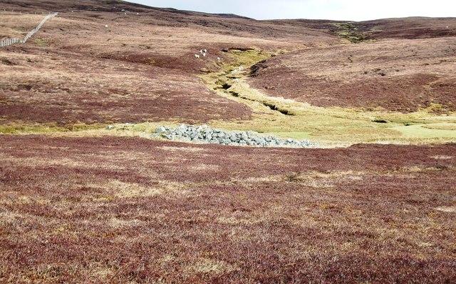 Kingshouse (Ruin), Shetland