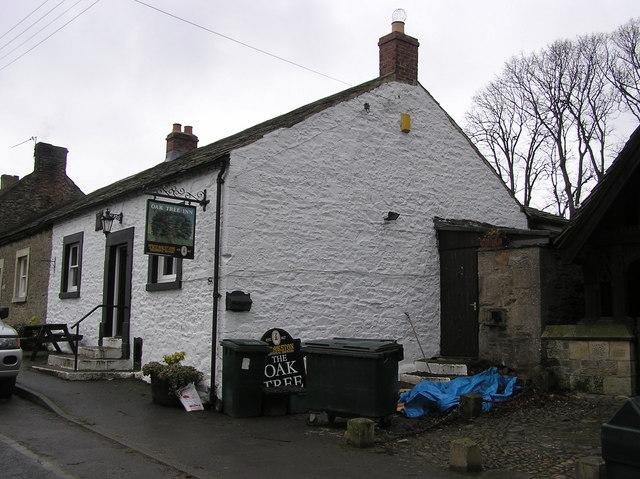 Oak Tree Inn : Hutton Magna.