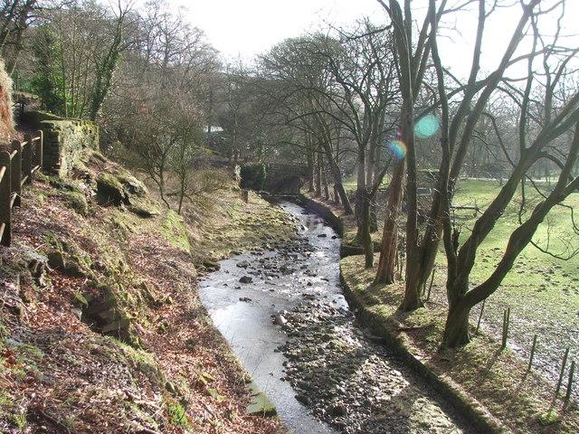River at Marsden.