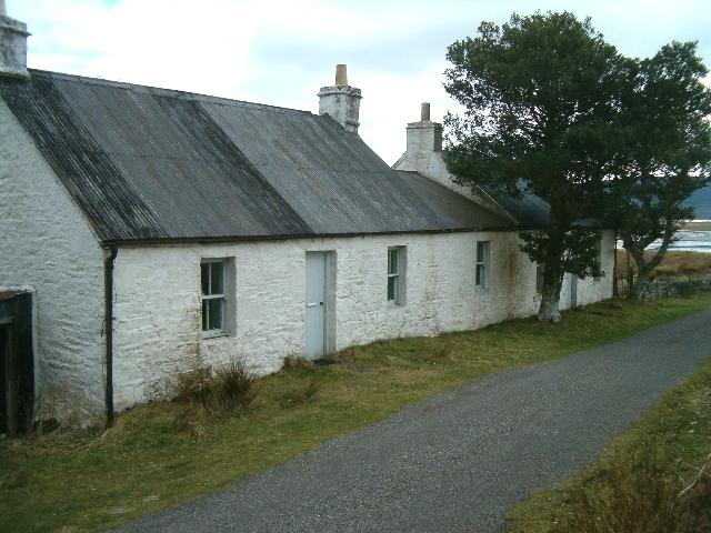 Cottages at Achadh Chaorann