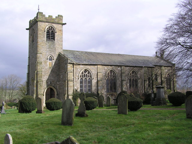 St. Michael and All Saints :  Barningham