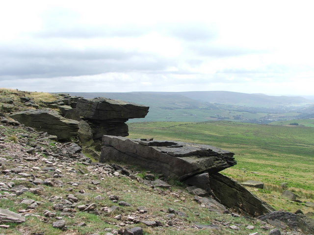 Standedge near Northern Rotcher.