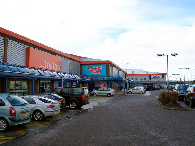 Alexandra Dock Retail Park