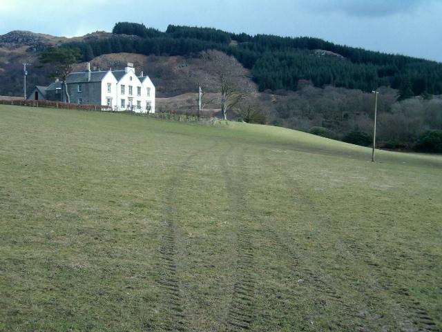 House at Lochead