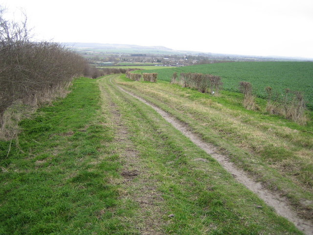 Dunstable: Track to Totternhoe