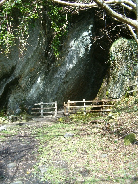 St Columba's Cave