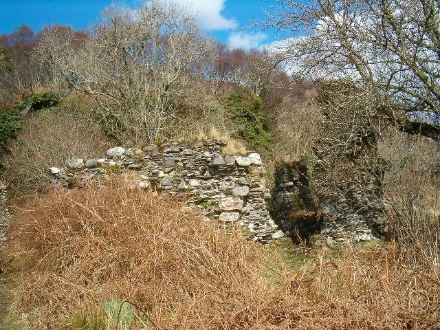 Ruins of St Columba's Chapel