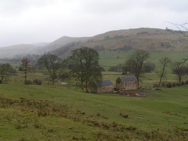 Barns, Upper Whitle