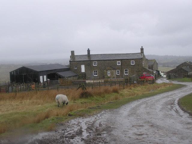 Haythwaite Farm.