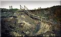 TG2938 : Cliffs along coast by Darren Shaun Mann