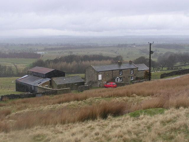 Bragg House  Farm