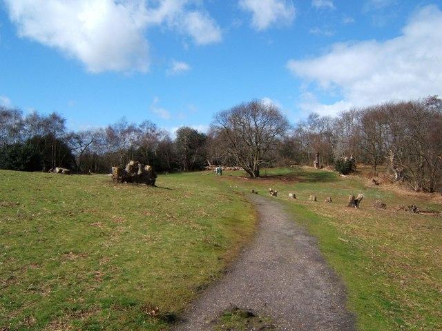 Shorne Park Path