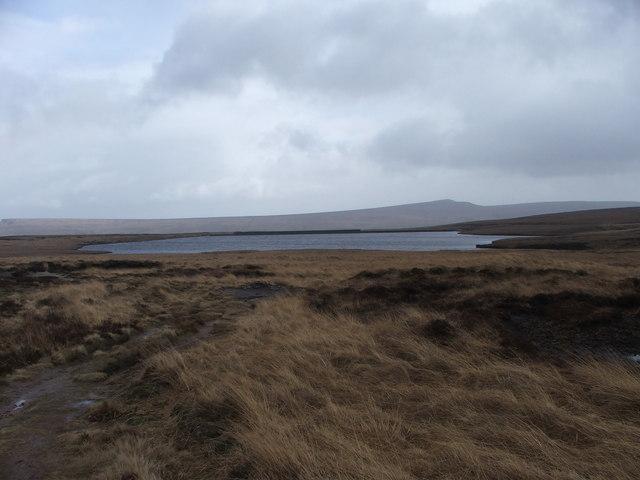 Swellands Reservoir.