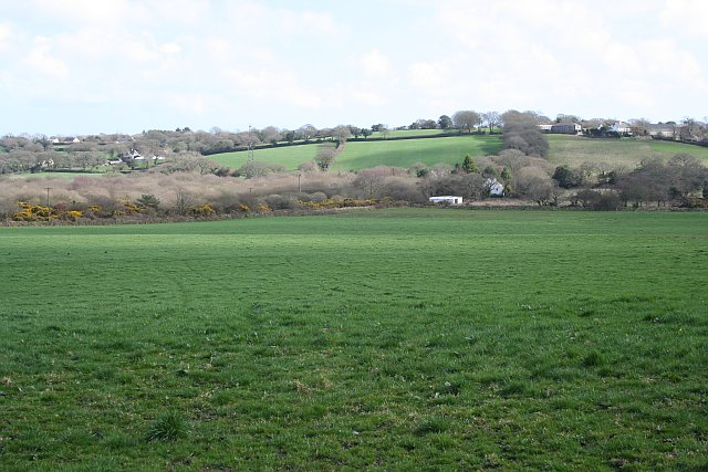 Pasture Land East of Gwennap