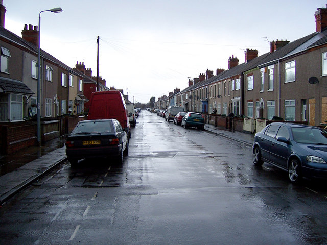 Elsenham Road, Pyewipe