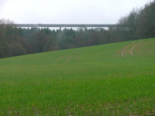 A19 Bridge Over the River Leven