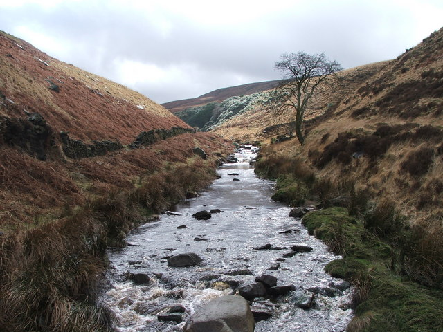 River in Wessenden Valley.