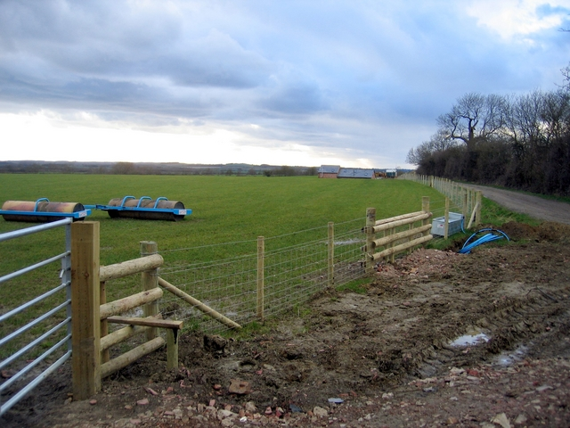 New fencing and water troughs
