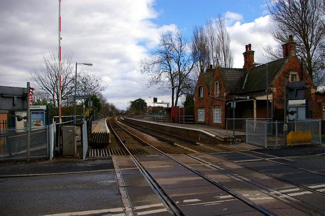 Great Coates Station
