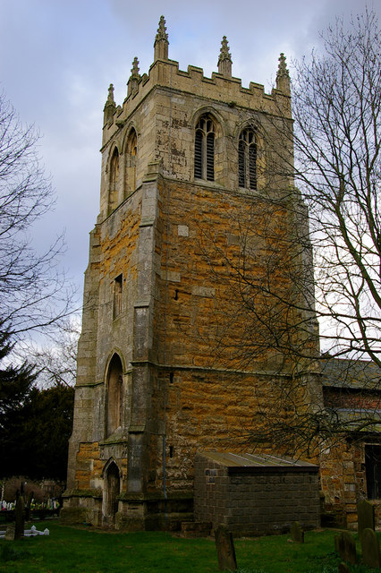 Great Coates Church Tower