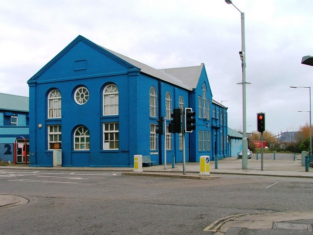 Former Public Building, South Bank