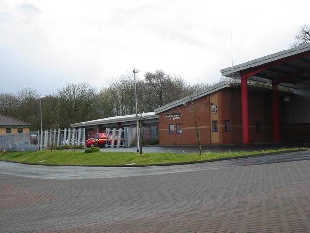Alfreton Fire Station