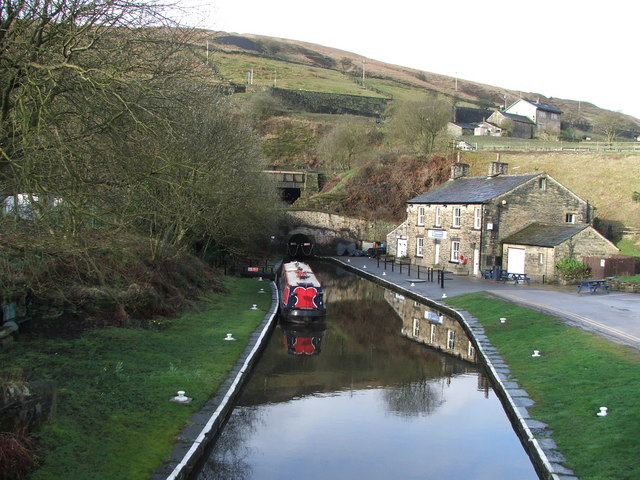Tunnel End, Marsden