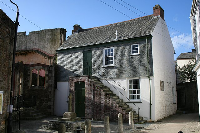 The Murdoch House, Redruth