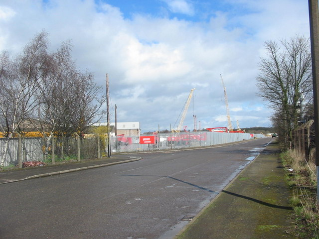Cotes Park Industrial Estate