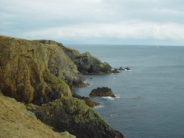 Clett Head, Whalsay, Shetland
