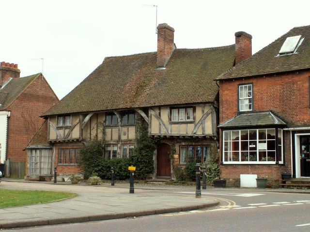 Yeoman's Hall, East Malling, Kent