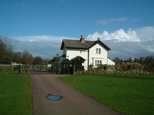 Long Walk Gate House