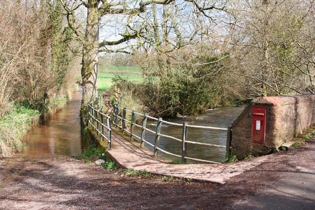 Stawley: by Lutley Bridge