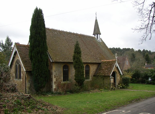 Church of the Good Shepherd, The Sands, Seale