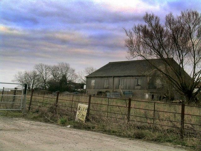 Farm Building at Normanton