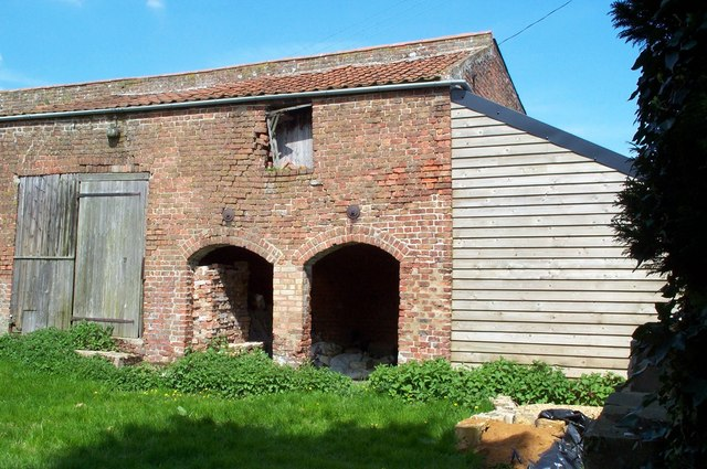 Sycamore Farm old barns