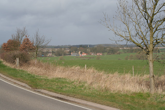 Countryside near Wymondham, Leicestershire
