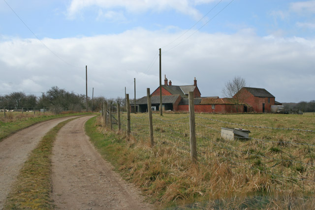 Cribbs Lodge near Wymondham