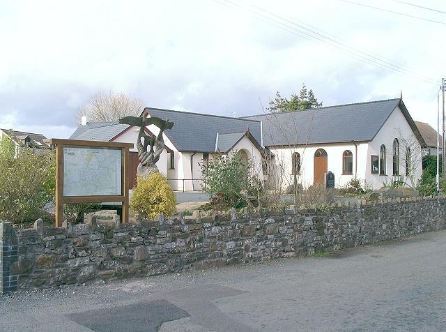 Gwynfe Community Centre