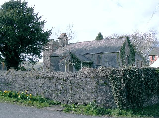 Gwynfe Church