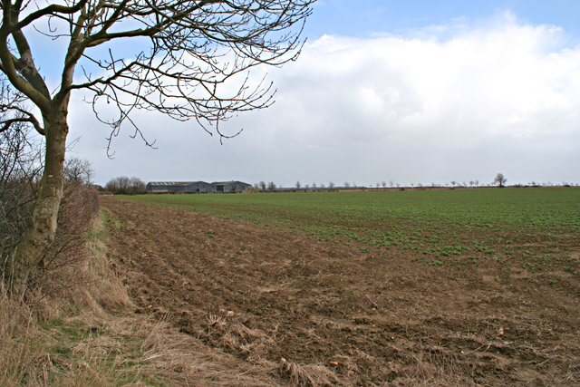 Top Farm, Thistleton, Rutland