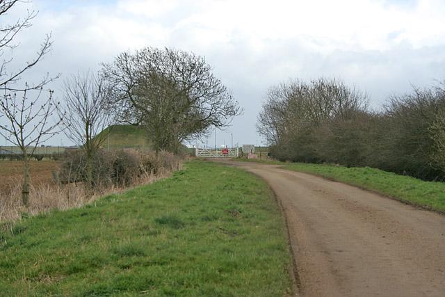Pinfold Lane near Market Overton