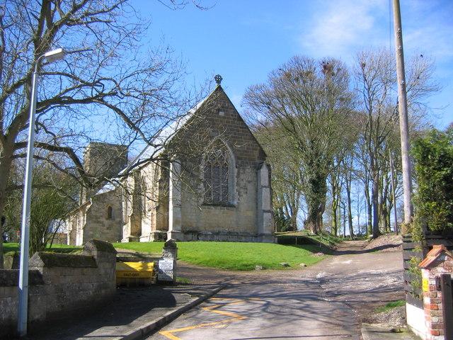 St. Peter's Church, Langtoft