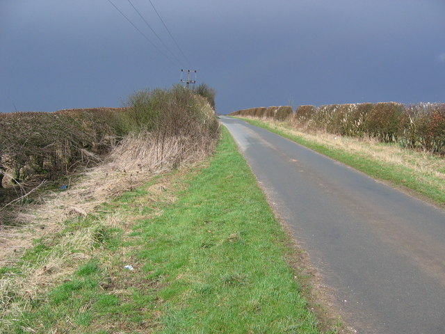 SW of Octon