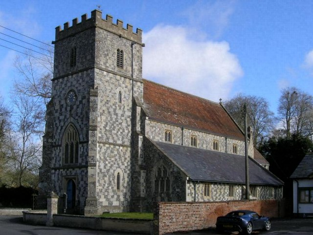 Chitterne, All Saints Church