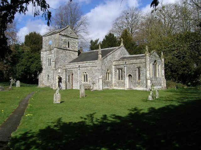 Orcheston St Mary, Wiltshire