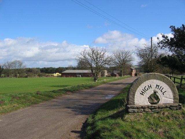 High Mill Farm