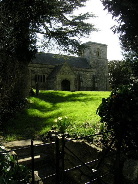 Maddington, St Mary, Wiltshire